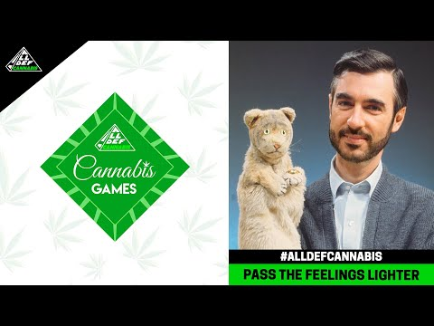 Pass the Feeling Lighters (Turkey Day Edition) | Cannabis Games | Ep.26 | All Def Cannabis