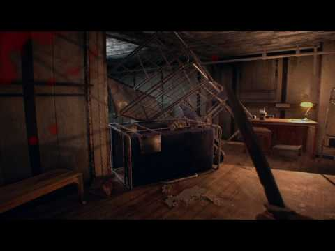 Resident Evil 7 Biohazard Machine Gun Key Location