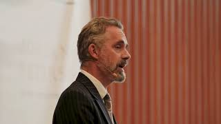 Jordan Peterson in Ljubljana, Slovenia Nov 18, 2018