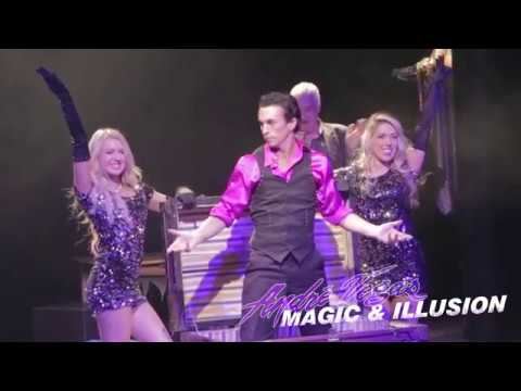 Andre Vegas   Magic and Illusion Show thumbnail