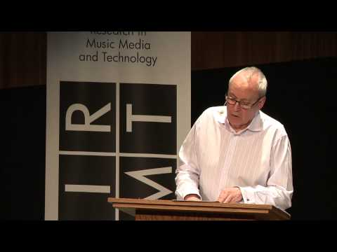 Denis Smalley - Spatiality in acousmatic music