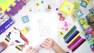 Буква Ъ [твёрдый знак]. Учим буквы русского алфавита. #Азбука с Тётушкой Азбуковной