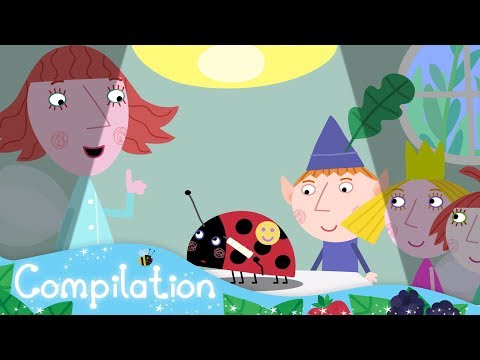Ben and Holly's Little Kingdom | 1 Hour Episode Compilation #6