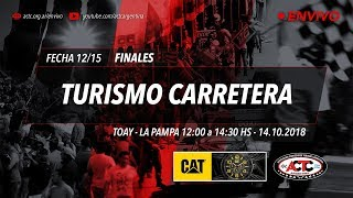 ​12-2018) La Pampa: Domingo Final TC