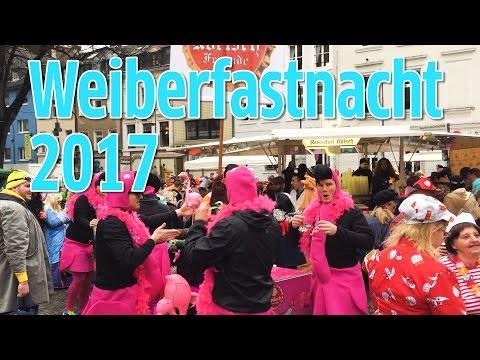 Karneval 2017: So schön war Weiberfastnacht in Köln