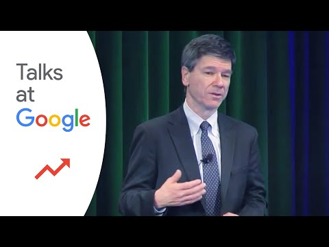 The Price Of Civilization | Jeffrey Sachs | Talks At Google