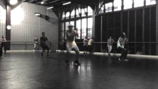 Hip Hop Routine to