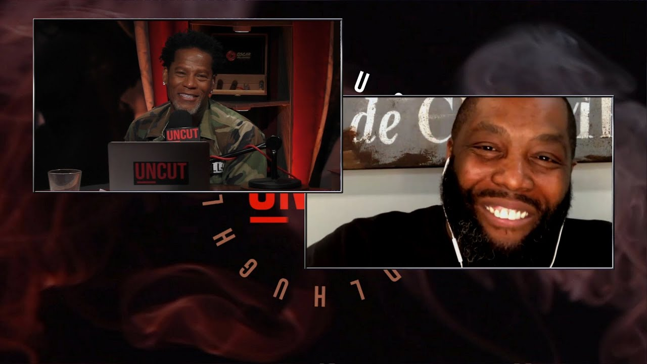 Killer Mike Wasn't Trippin' | DL Uncut | Laugh Out Loud Network