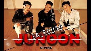 Junoon (Intro) - DIVINE (Dance Choreography)