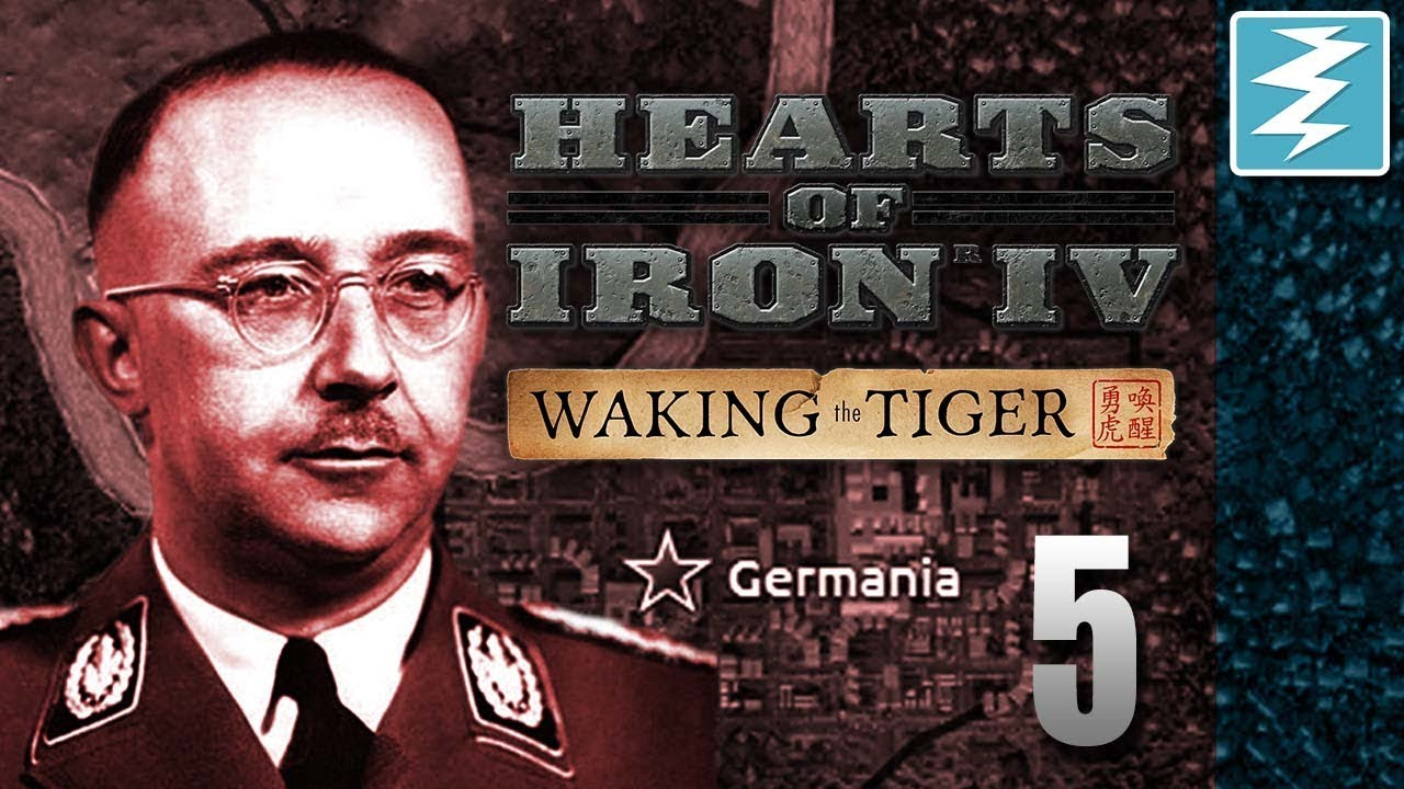 Hearts of Iron IV Waking the Tiger torrent download - CODEX