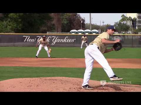 Jakob Barker - RHP, Seminole State College - (2-15-19)