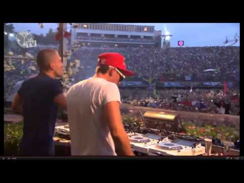 Dimitri Vegas, Like Mike & Coone ft. Lil Jon - Madness | Played live @ Tomorrowland 2012