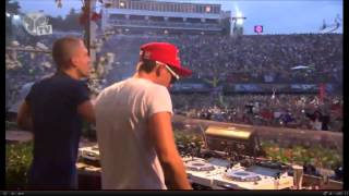Repeat youtube video Dimitri Vegas, Like Mike & Coone ft. Lil Jon - Madness | Played live @ Tomorrowland 2012