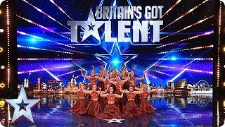 FIRST LOOK: Fabulous Sisters THRILL the Judges with dynamic dance | BGT 2019
