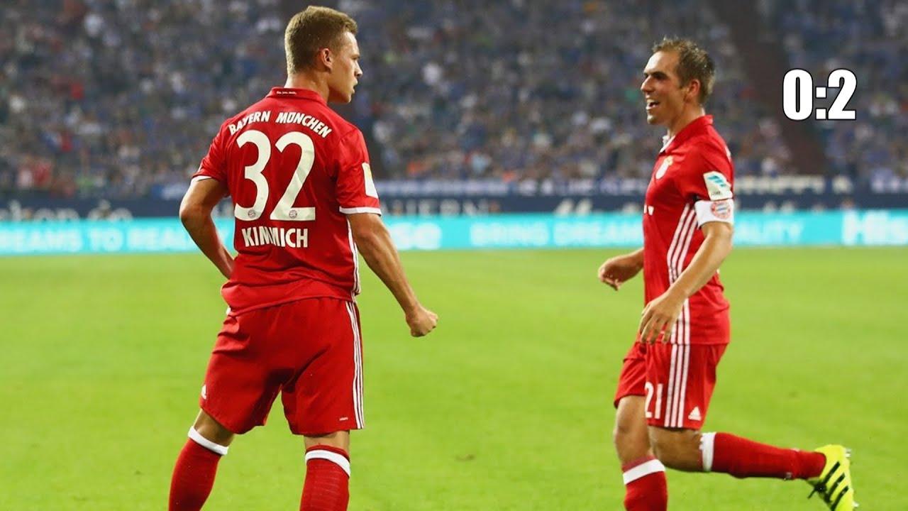 Schalke Vs Bayern