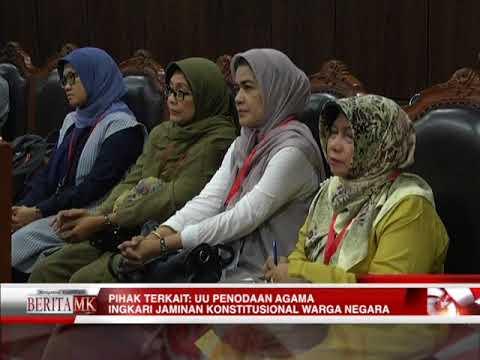 Hasil gambar untuk para Pemohon yang merupakan penganut Ahmadiyah UJI UU Penodaan Agama