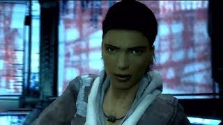 The Orange Box Half Life 2: Episode 2 - First Ten Minutes HD Gameplay Playstation 3