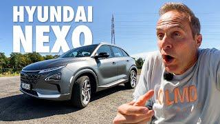 Hyundai Nexo   Schreck fürs Leben beim Tanken   Matthias Malmedie