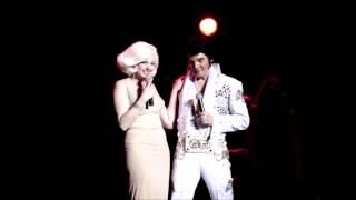 Marilyn Monroe sings Happy Birthday to Elvis Presley