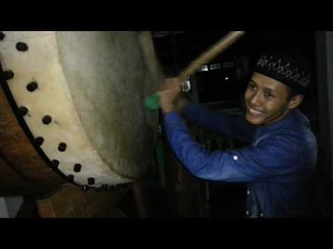 Malam takbiran 2016 kampung Tegal Bedug, Indramayu