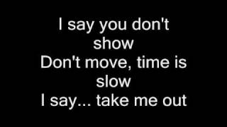 Franz Ferdinand - Take me out  (With Lyrics)