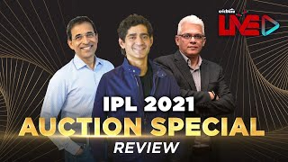 Cricbuzz Live, IPL Auction 2021: Everything you need to know