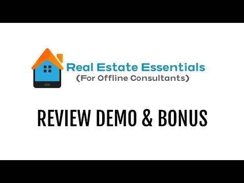 Real Estate Essentials Final Review Demo Bonus - Land New Real Estate Agents