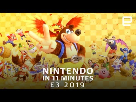 Nintendo at E3 2019 in 11 Minutes