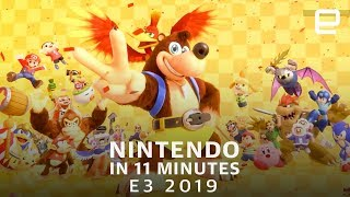 All the biggest announcements from Nintendo. Subscribe to Engadget on YouTube: http://engt.co/subscribe Engadget's Buyer's Guide: ...