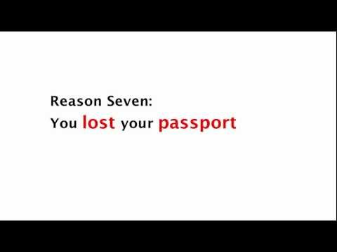 Top 10 Reasons for Travel Insurance -- Reason #7