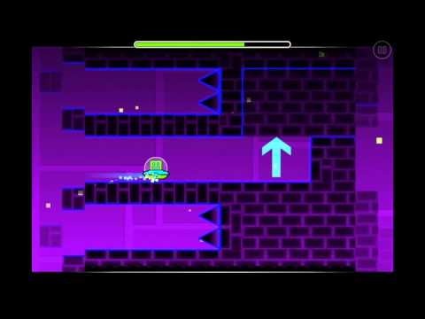 Geometry Dash - Level 12 - Theory of Everything