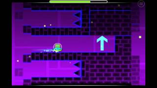 Repeat youtube video Geometry Dash - Level 12 - Theory of Everything