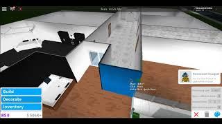 Modern Mansion ROBLOX-457K Build Part.3