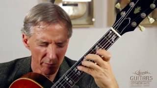 John Stowell plays I should care on a 1971 Gibson ES 175