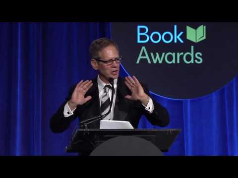 2016 National Book Awards - David Steinberger (Full)