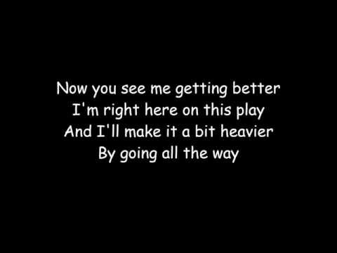 The Gathering - Alone (lyrics)