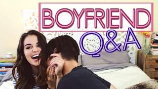 BOYFRIEND TAG | CARRIE RAD