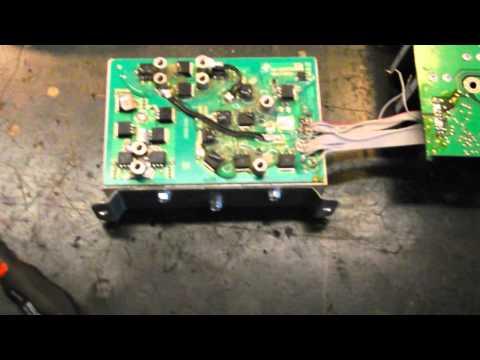 ремонт инвертора Gysmi 160P