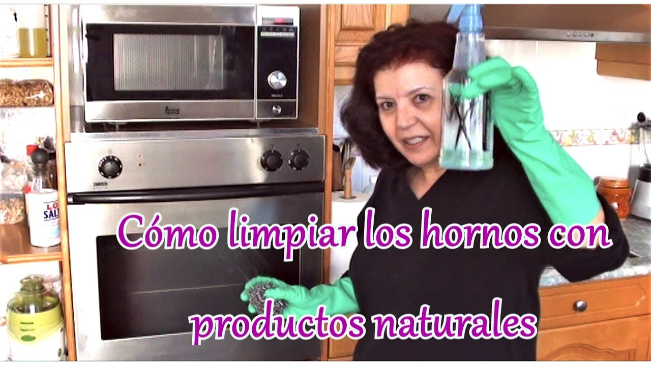 Cómo Limpiar El Horno Y El Microondas A Fondo How To Clean The Oven And Microwave Thoroughly Emdg Youtube