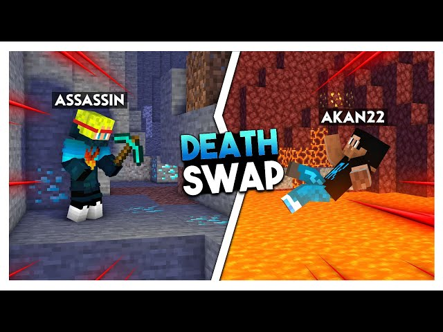 Minecraft Death Swap | Eliminate Your Opponent to Win!