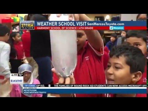 Harmony School of Science on KEYE-TV at 6