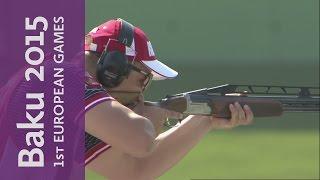 Men's Shooting Double Trap Final | Shooting | Baku 2015 European Games