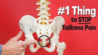 #1 Thing to STOP Tailbone or Sit Bone Pain + Giveaway