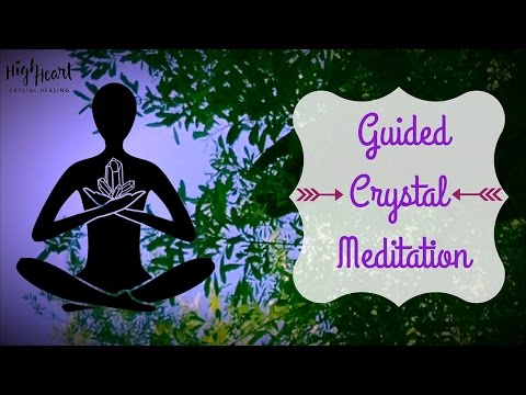 Guided Crystal Meditation | Attune to Your Crystal