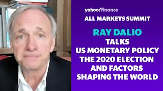 Ray Dalio weighs in on financial markets, a  history of world order and central banks plus more