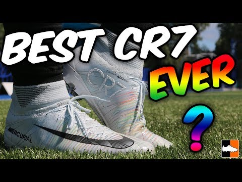 Why Are Ronaldo's Boots So Good? CR7 Chapter 5 Superfly