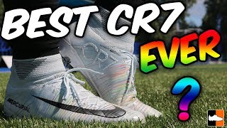 We take a good look at Cristiano Ronaldo's latest boot the CR7 Chap...