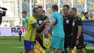 Arka Gdynia - Piast Gliwice  1-5 Kulisy meczu