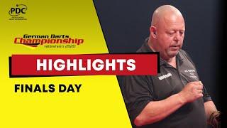 Finals Day Highlights | 2020 German Darts Championship