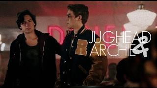 » jughead + archie | please don't bite {au}